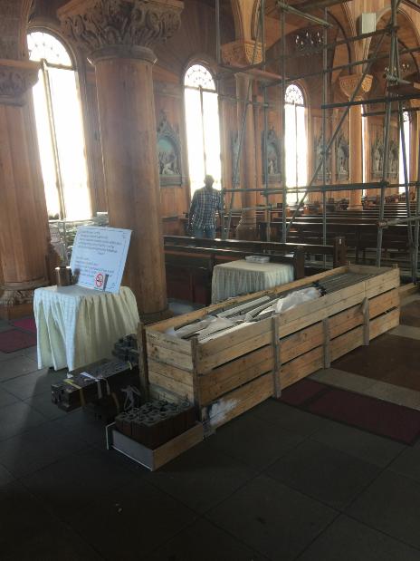 Verhuizing orgel